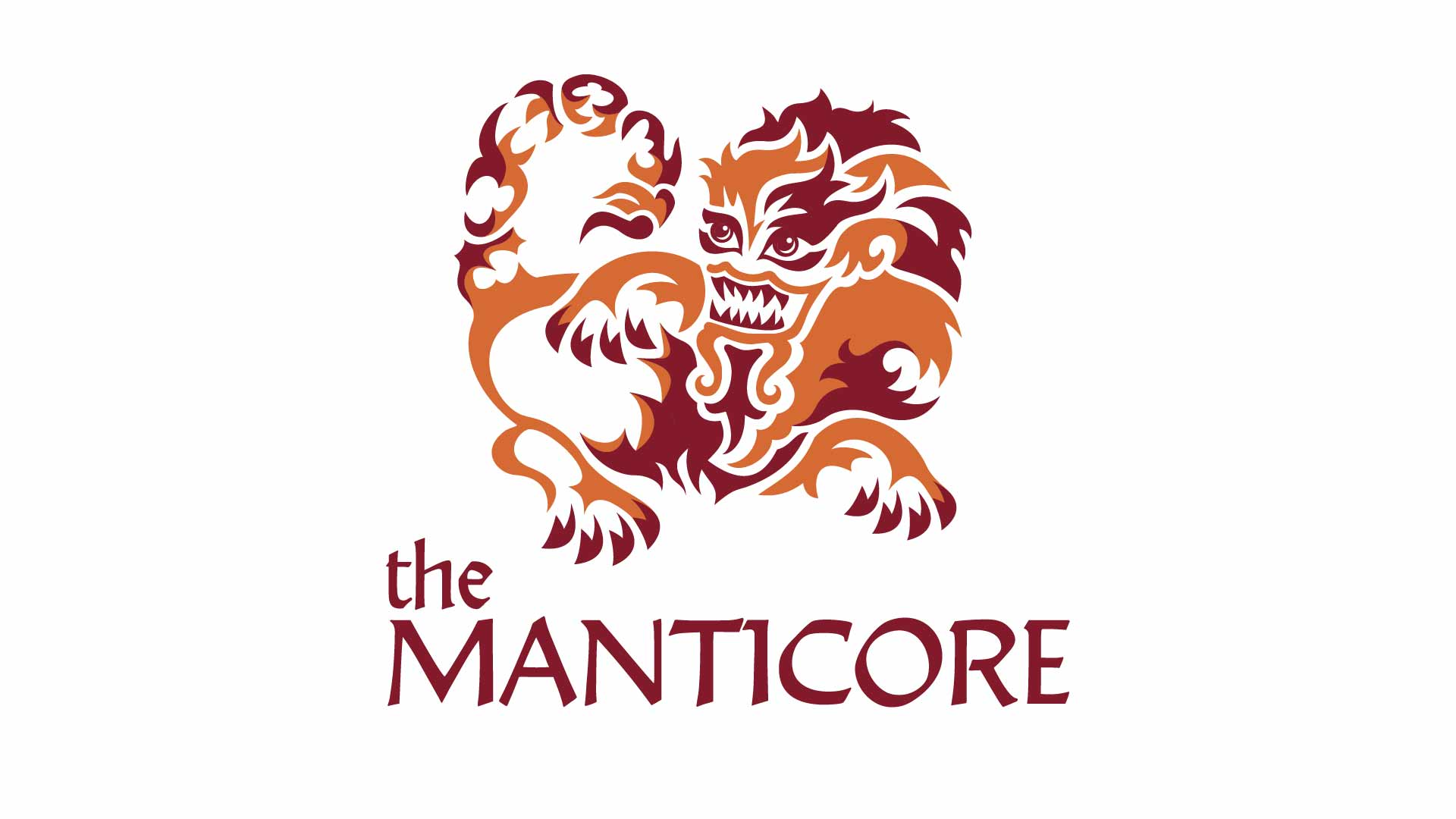 An image of created manticore symbol.